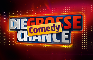 die grosse chance - comedy